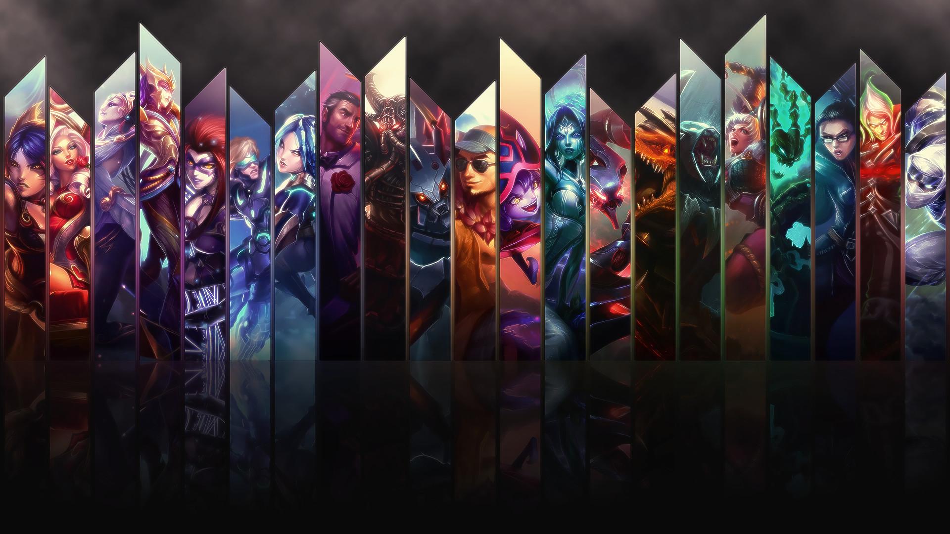 League of Legends загрузить