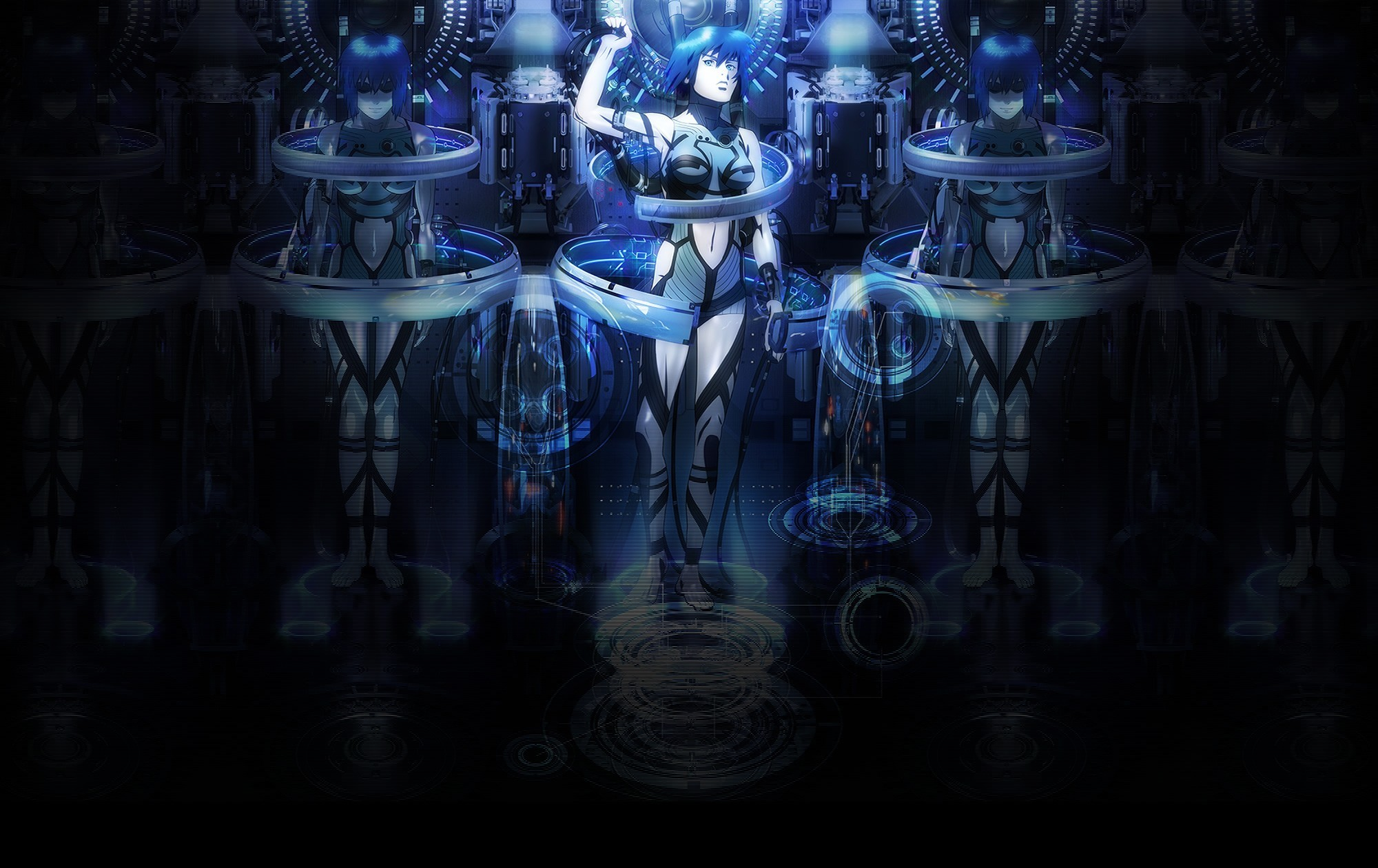 Ghost In The Shell Wallpaper (76+ Immagini