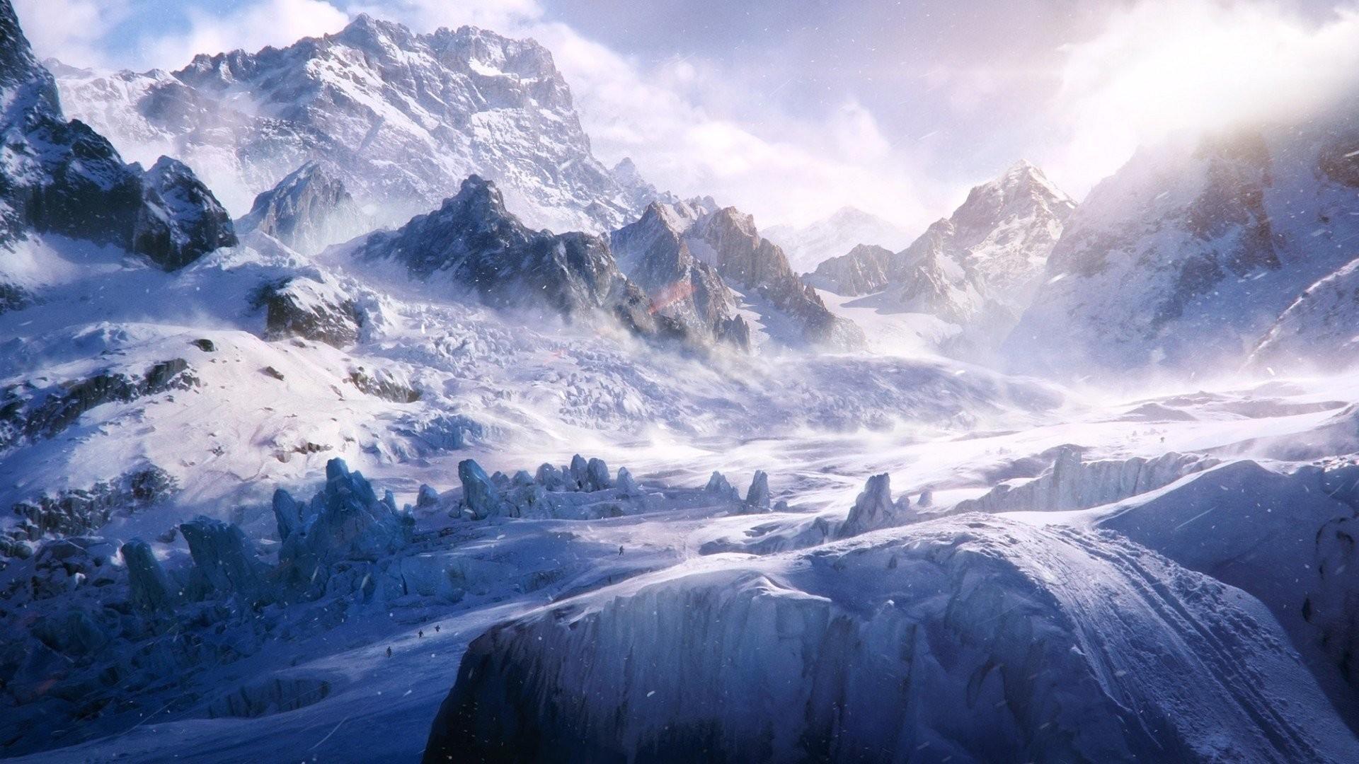 Sfondi Neve 50 Immagini
