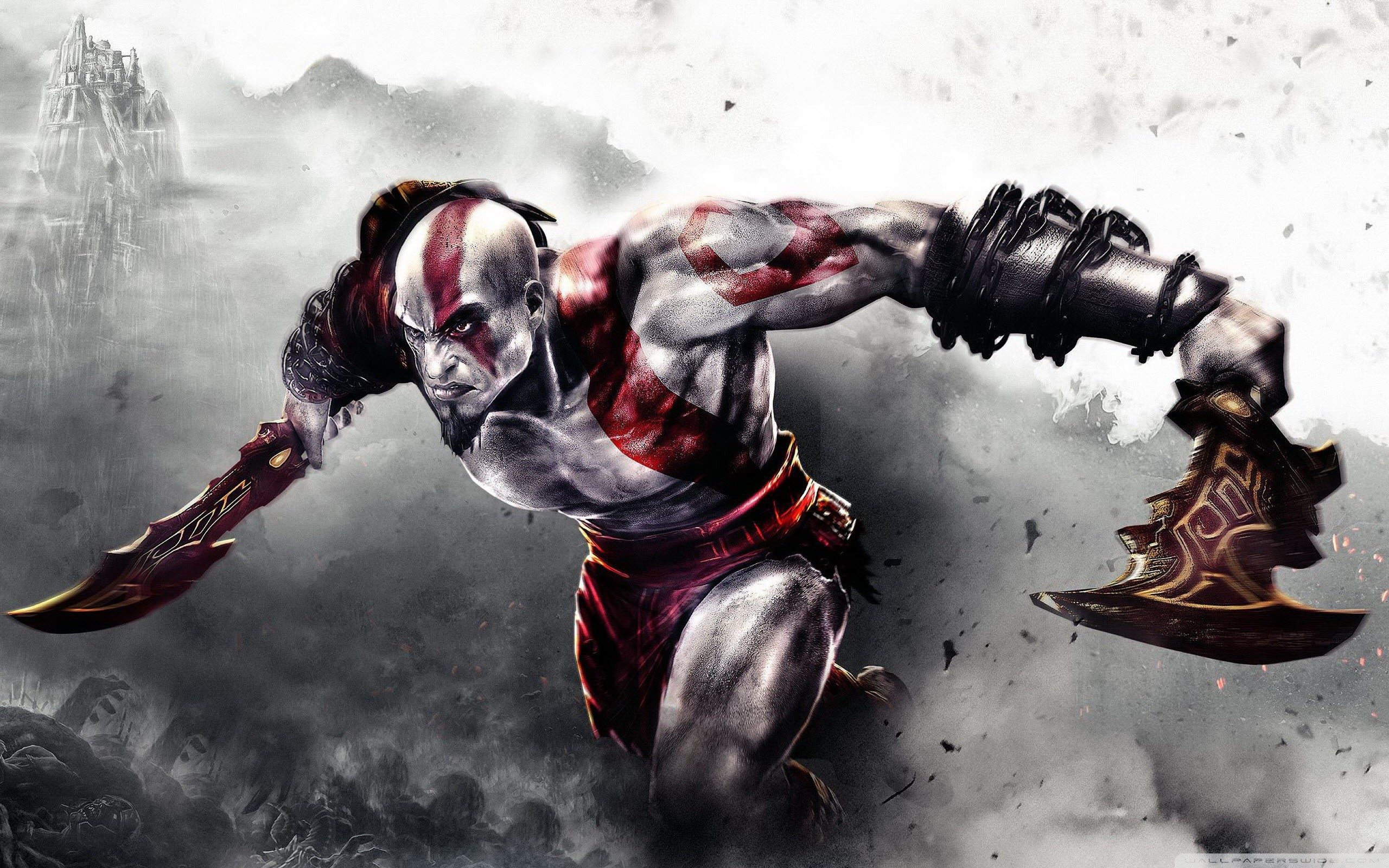 God Of War Wallpaper 86 Immagini