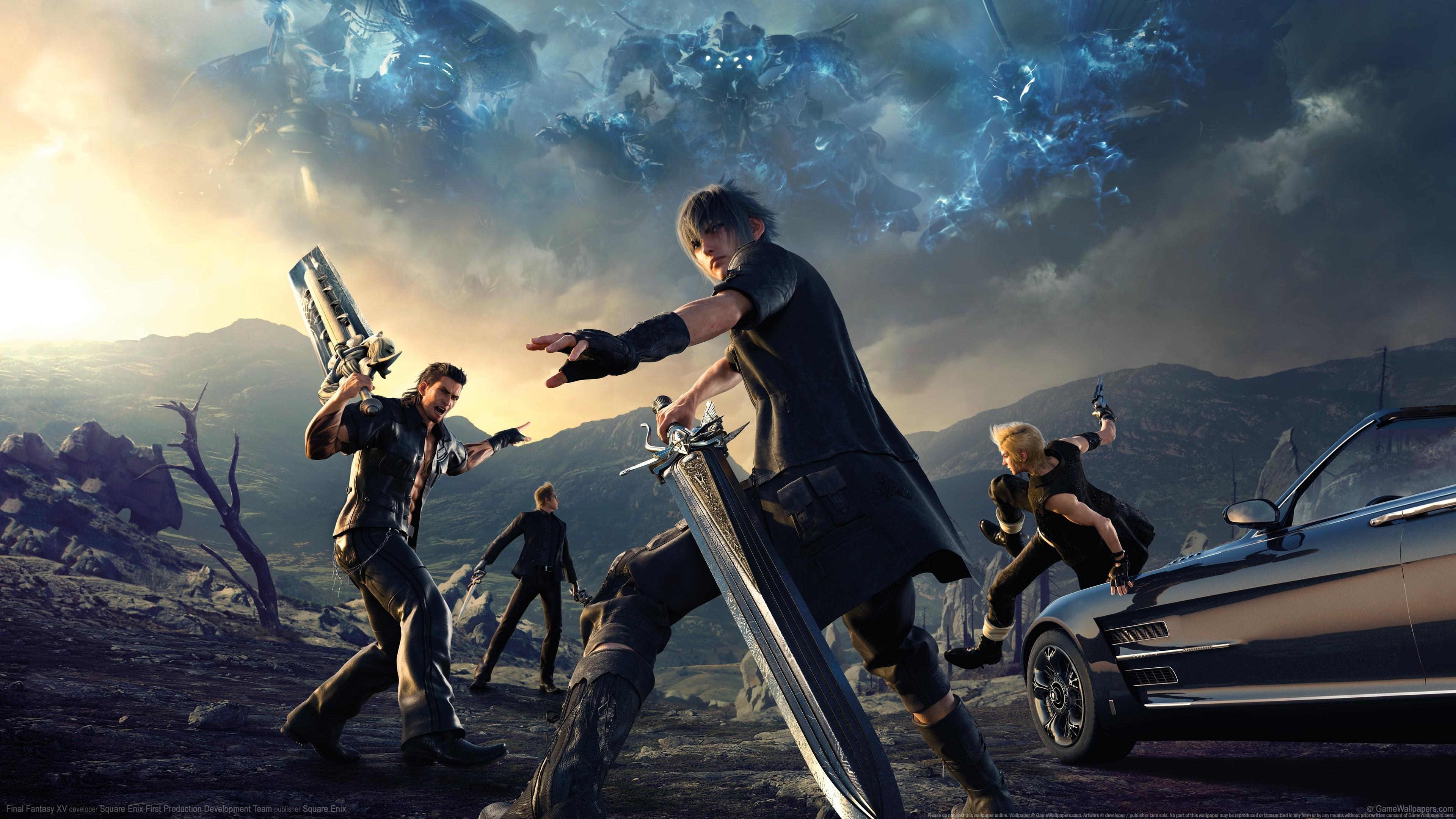 Final Fantasy Xv Wallpaper 88 Immagini