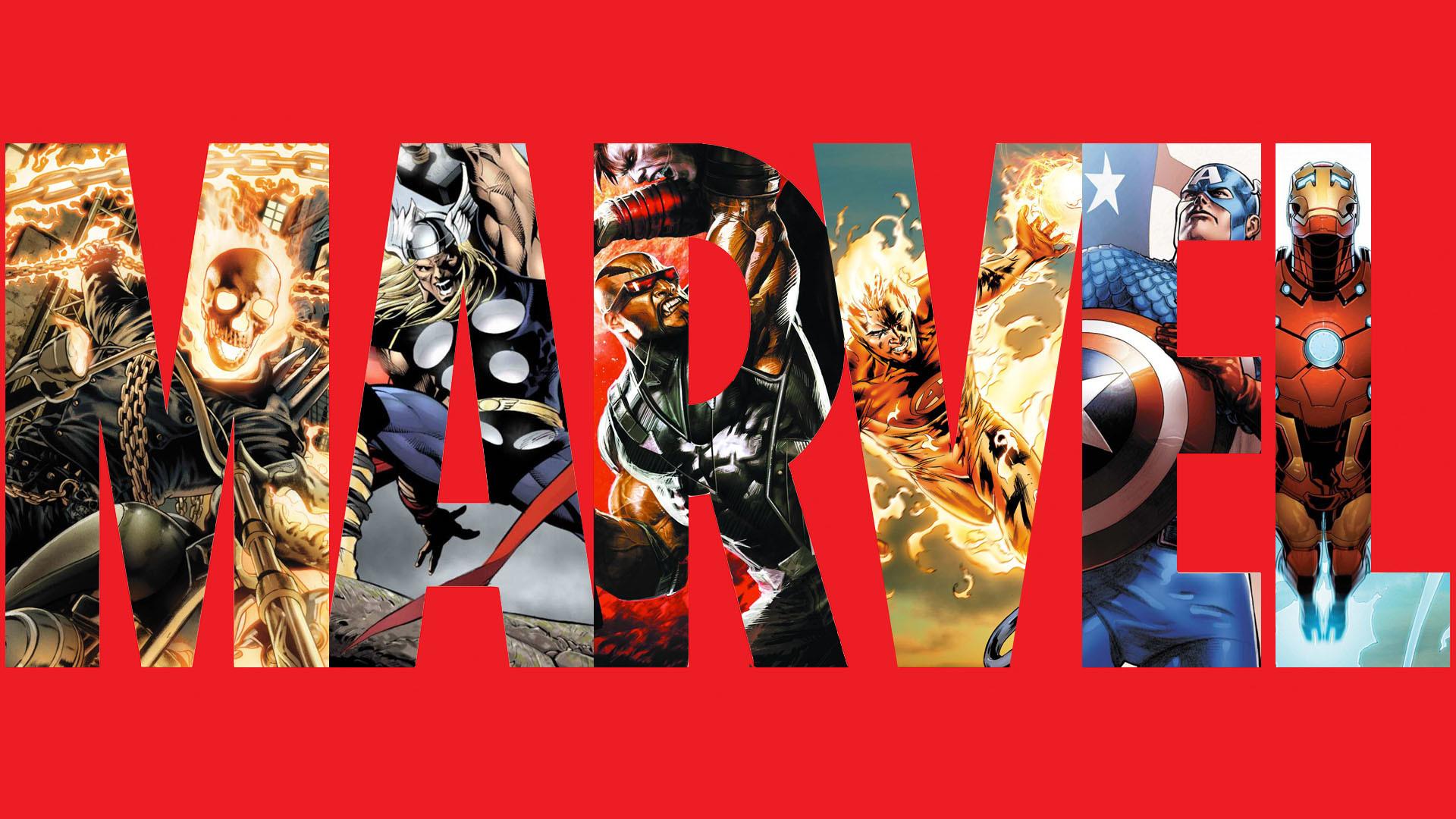 Герои Marvel подборки