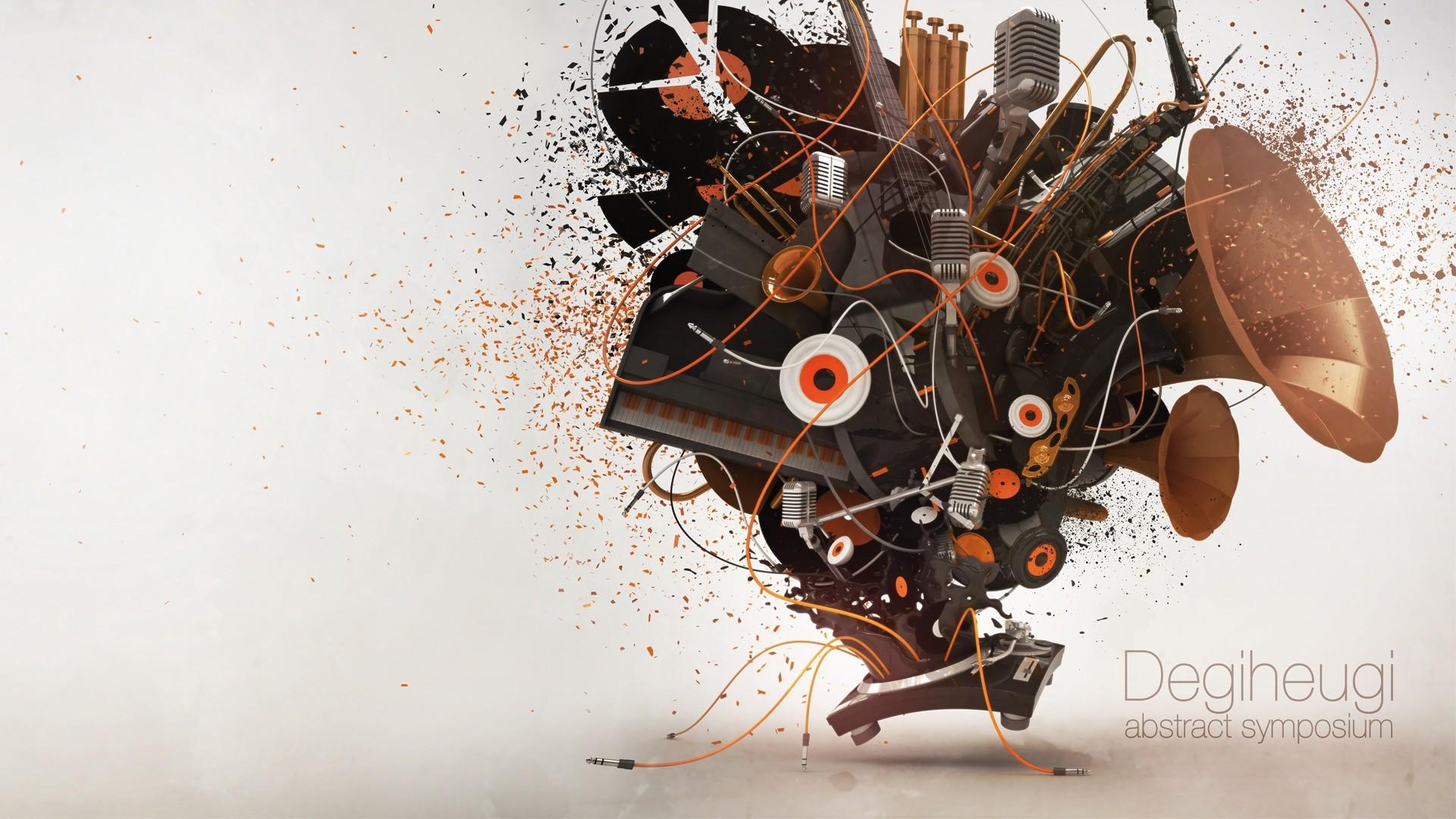 Sfondi musicali 71 immagini for Immagini desktop hd 3d