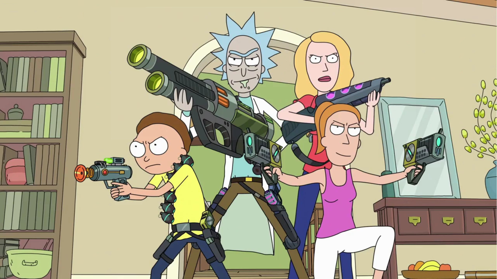 Scarica I Sottotitoli Di Rick And Morty S01e07 Reatimanicf