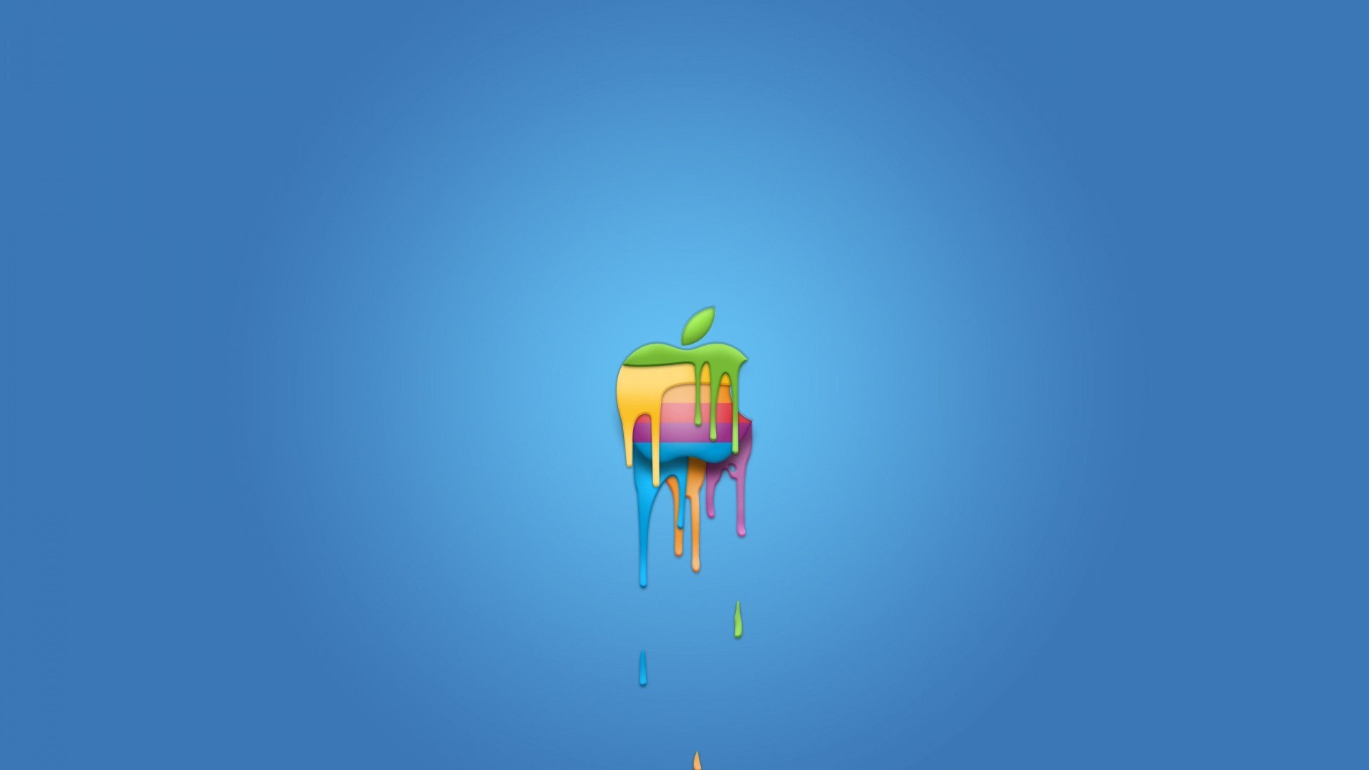 Sfondi arcobaleno 73 immagini for Immagini hd apple