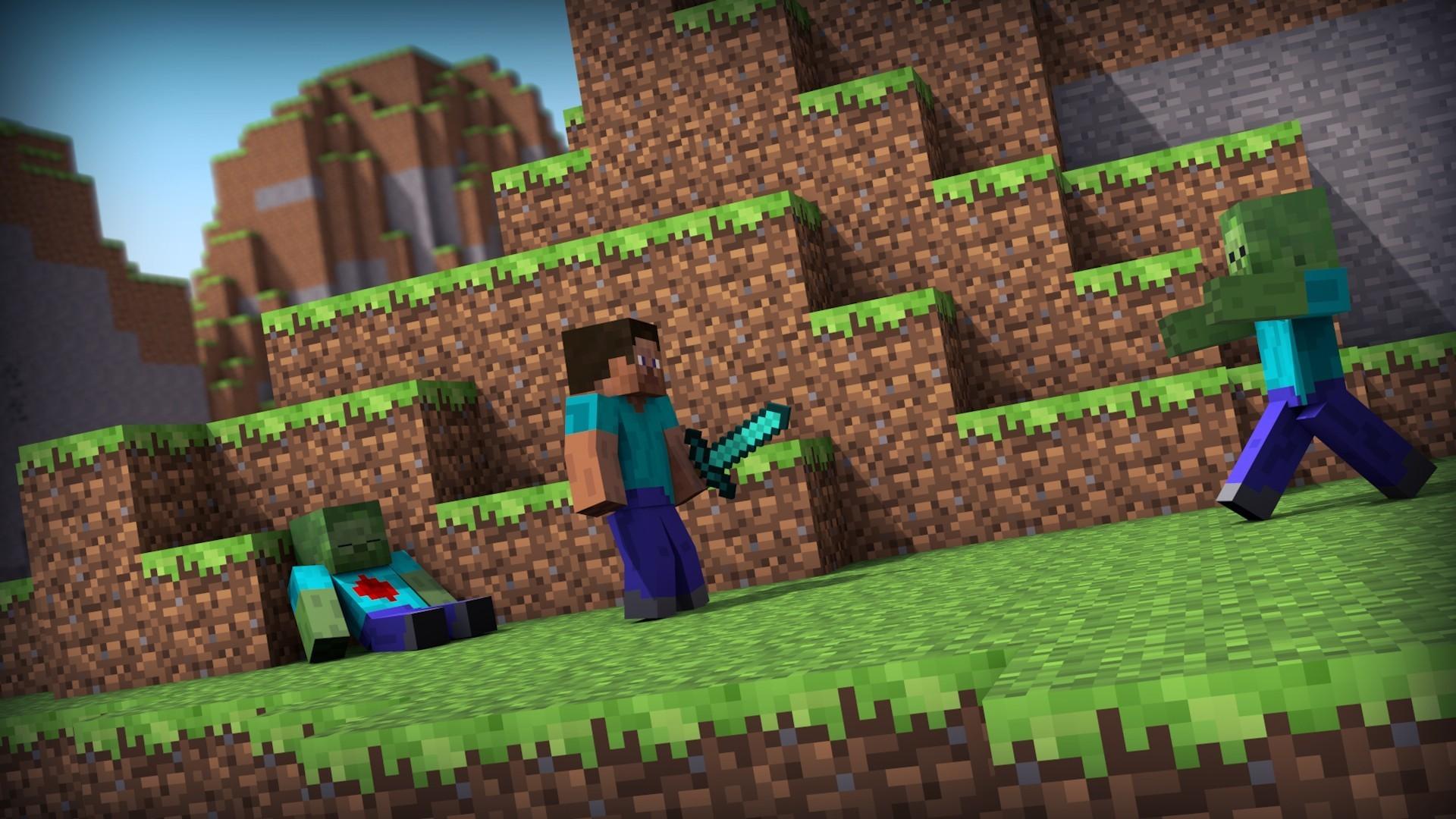 Sfondi Minecraft 76 Immagini