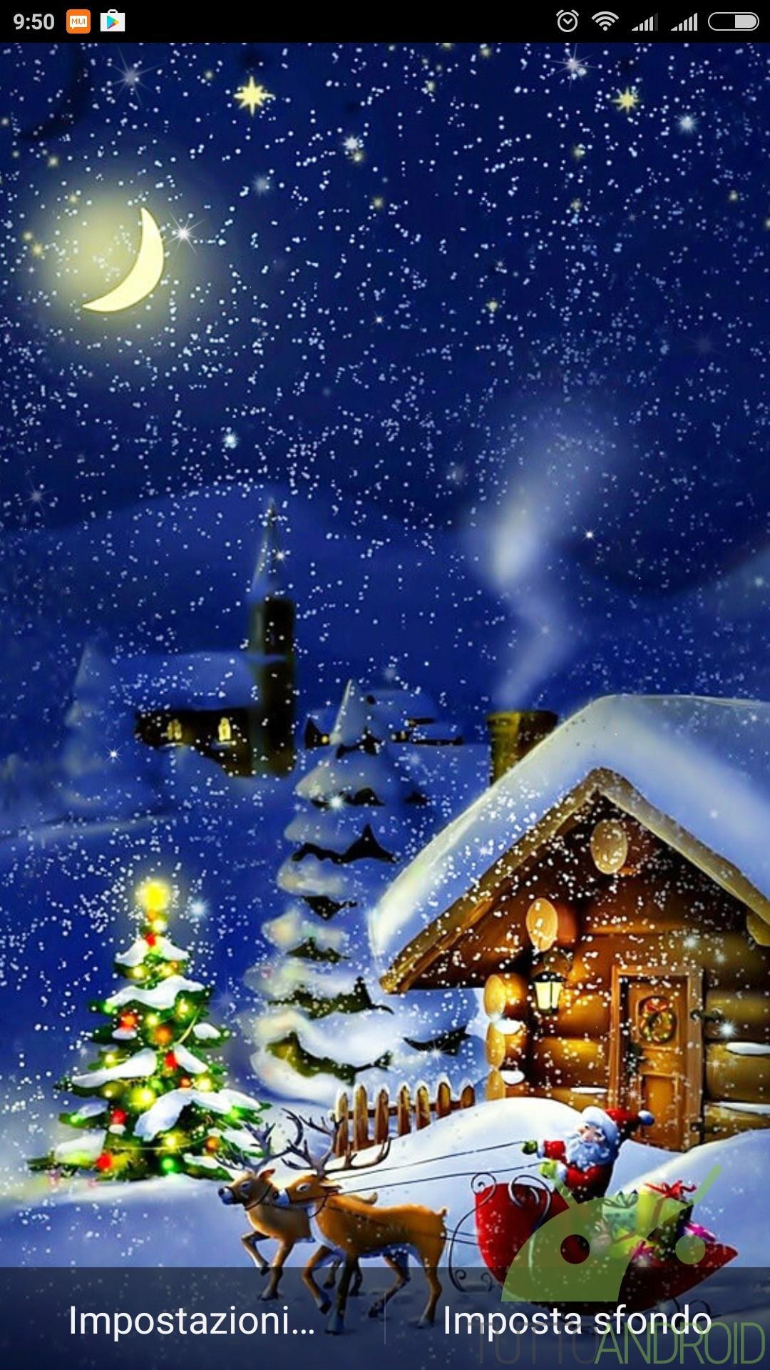 Sfondi notte 54 immagini for Sfondi natalizi 1920x1080