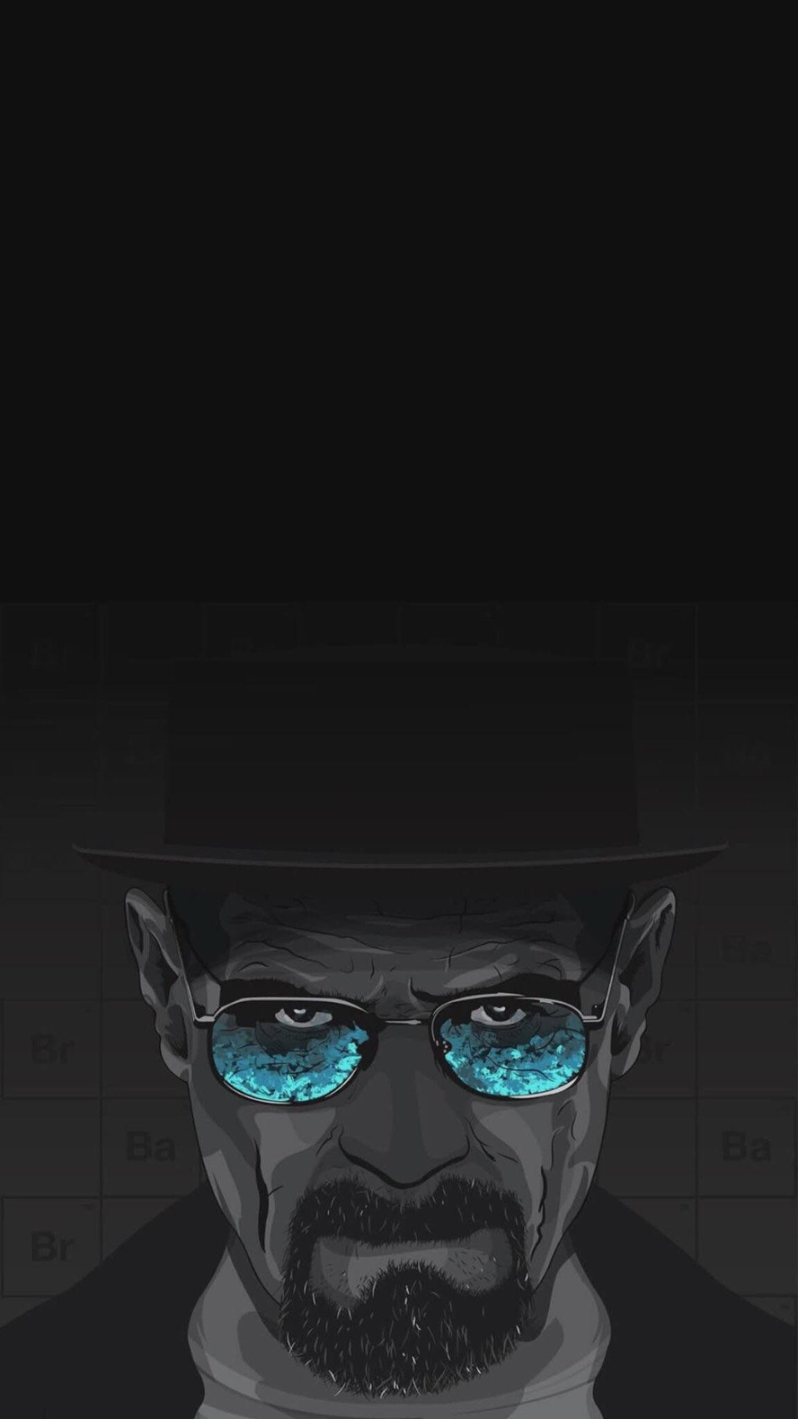 Heisenberg Iphone Wallpaper Heisenberg Wallpaper (...