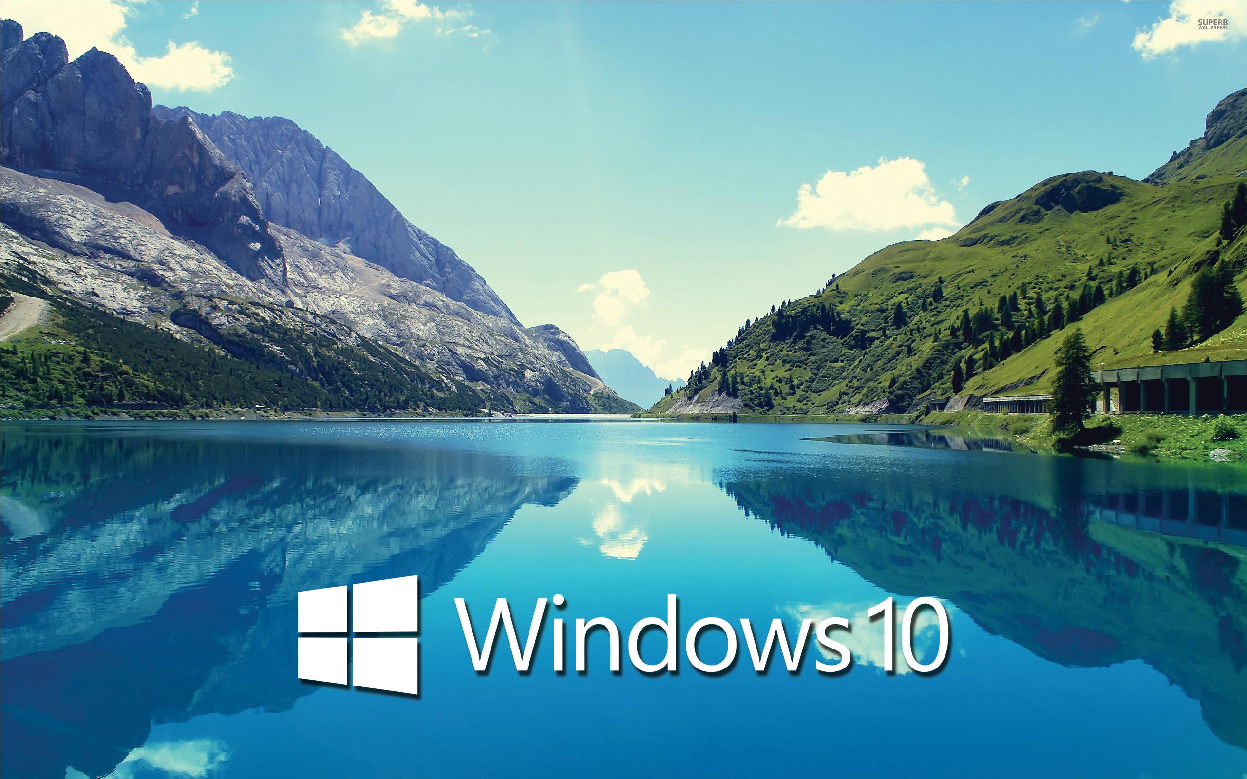 Windows 10 Original Wallpaper: Sfondi Desktop Windows 10 (77+ Immagini
