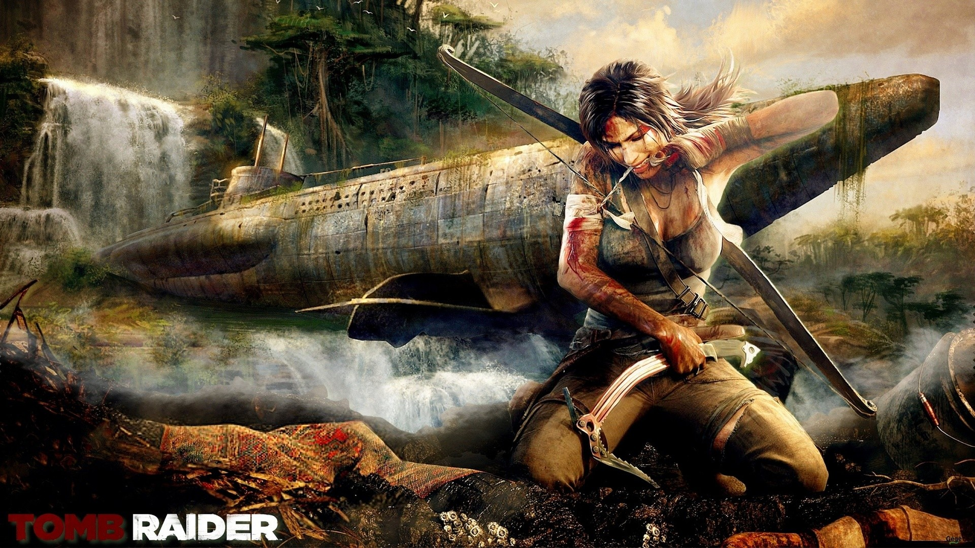 Tomb Raider Wallpaper 72 Immagini
