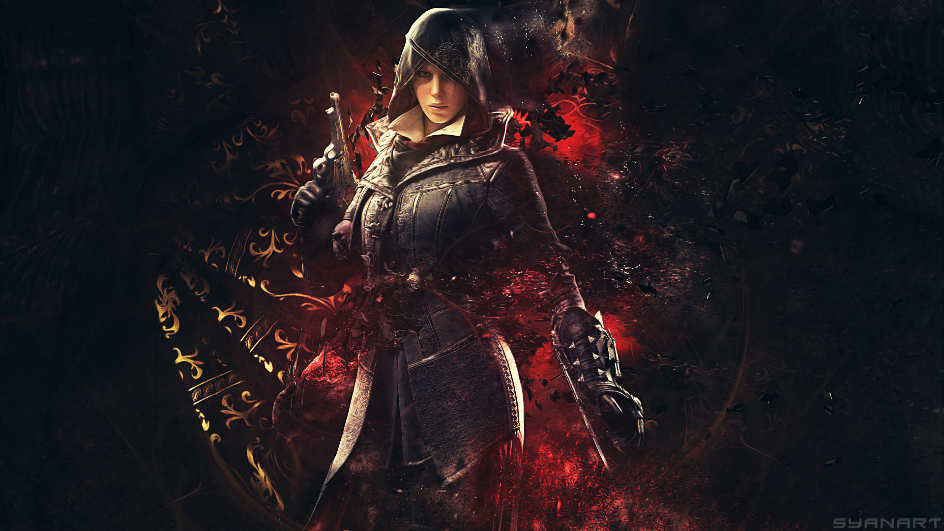 Assassin 39 s creed syndicate wallpaper 76 immagini - Evie wallpaper ...
