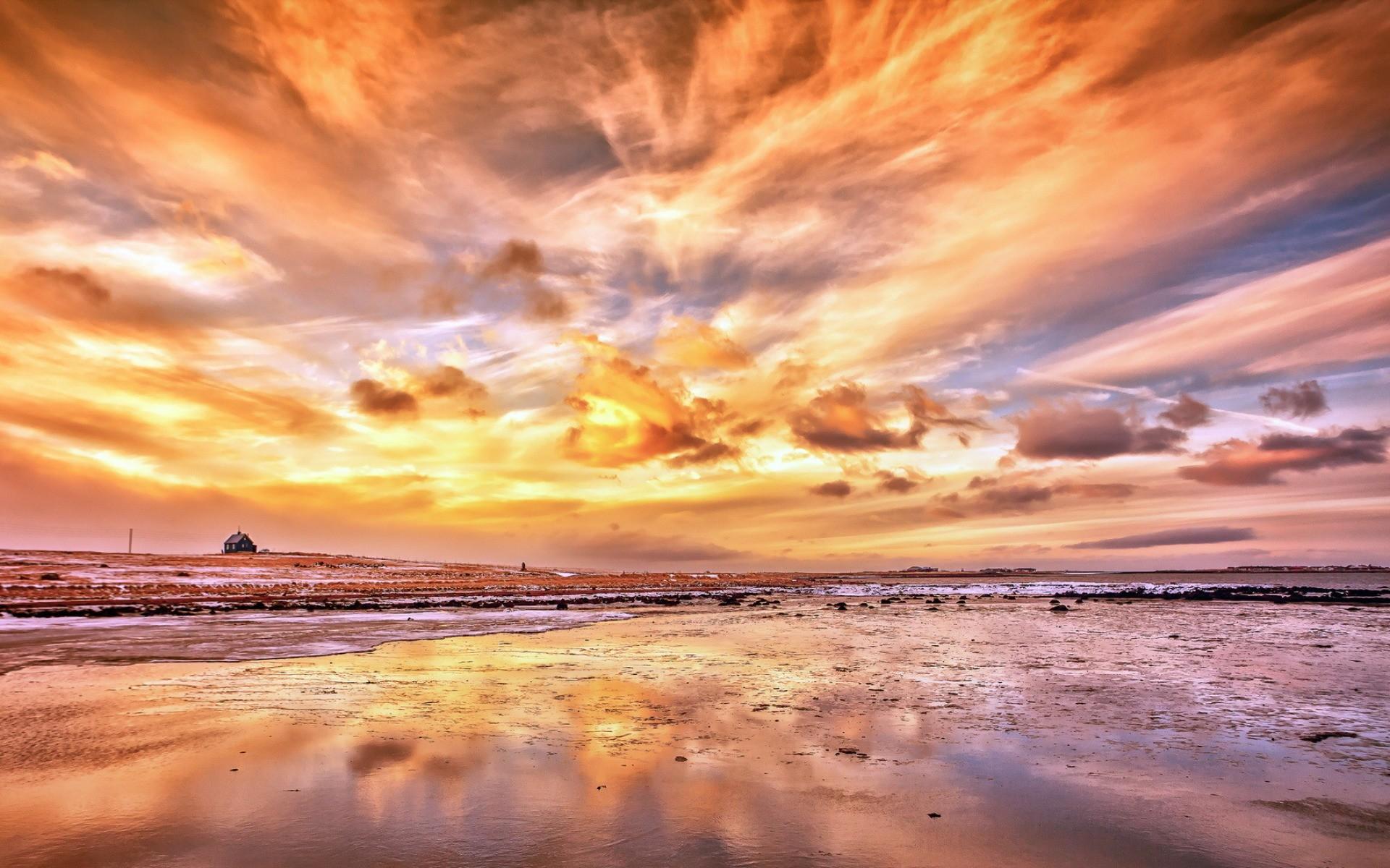 Sfondi tramonto 59 immagini for Sfondi desktop tramonti mare
