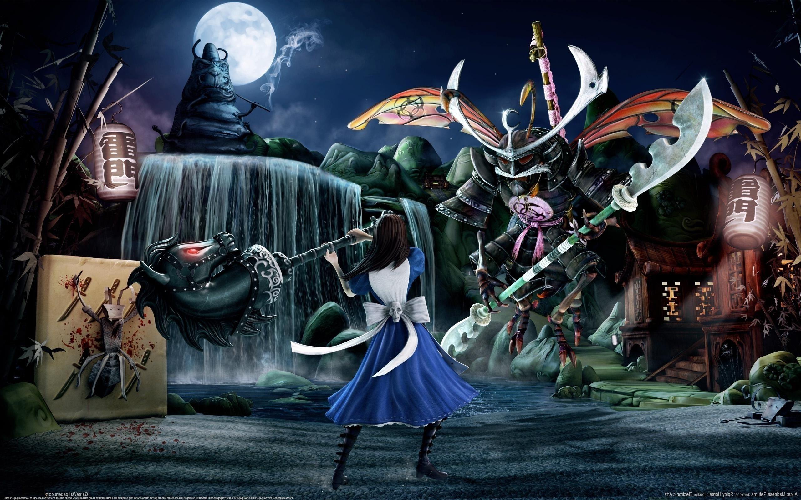 Alice in Wonderland Wallpaper (70+ immagini)