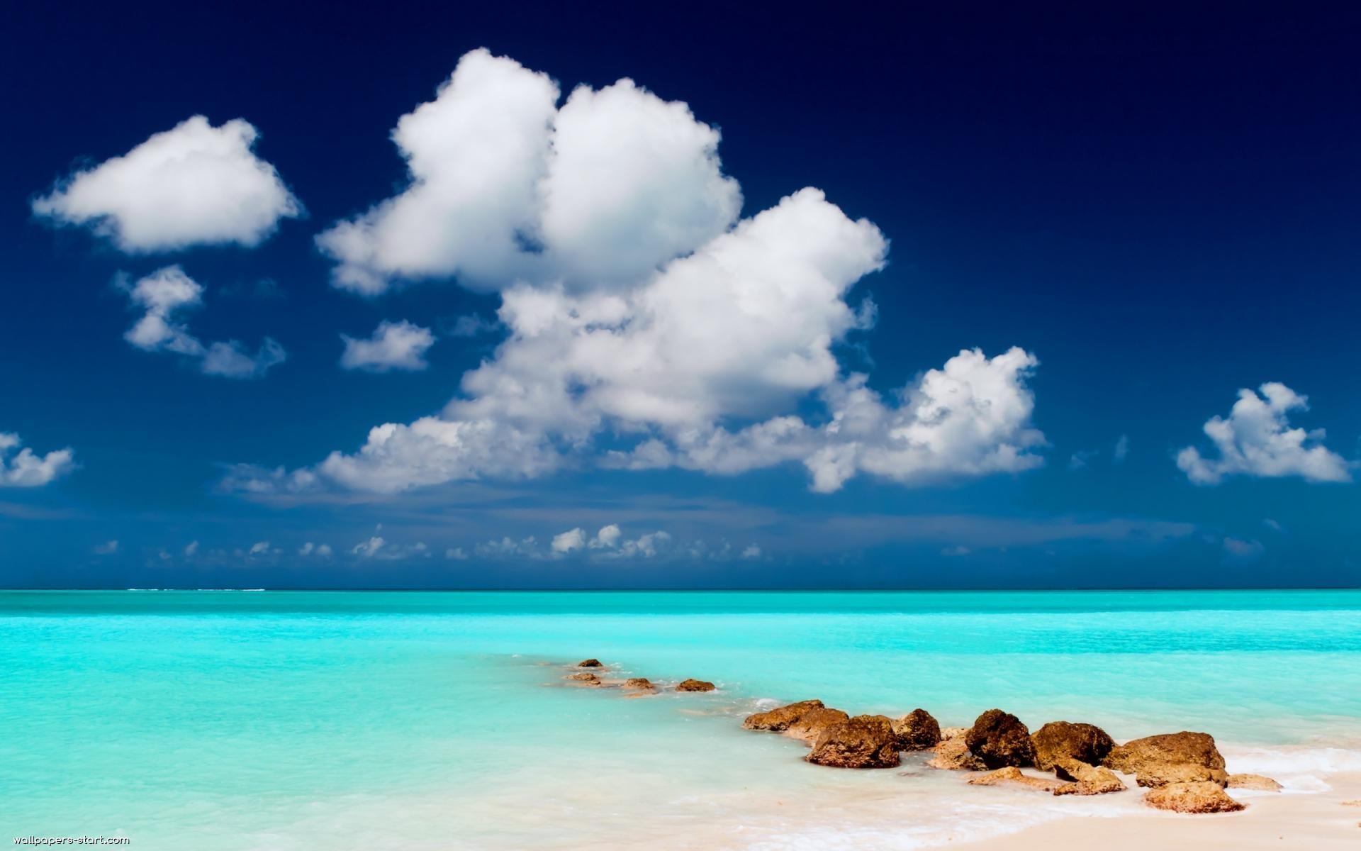 моря красивые картинки пейзажи