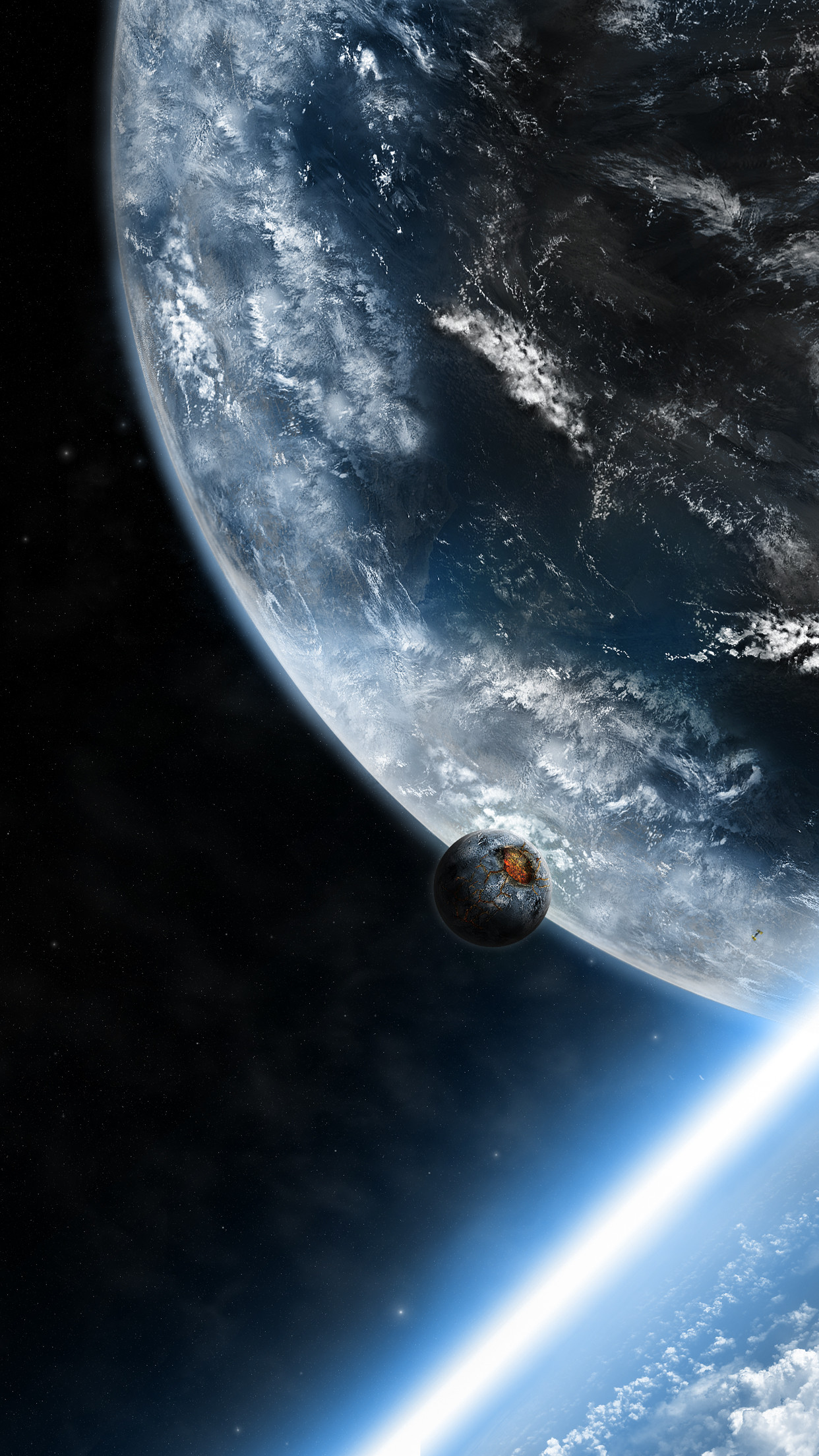 sfondi pianeti 68 immagini