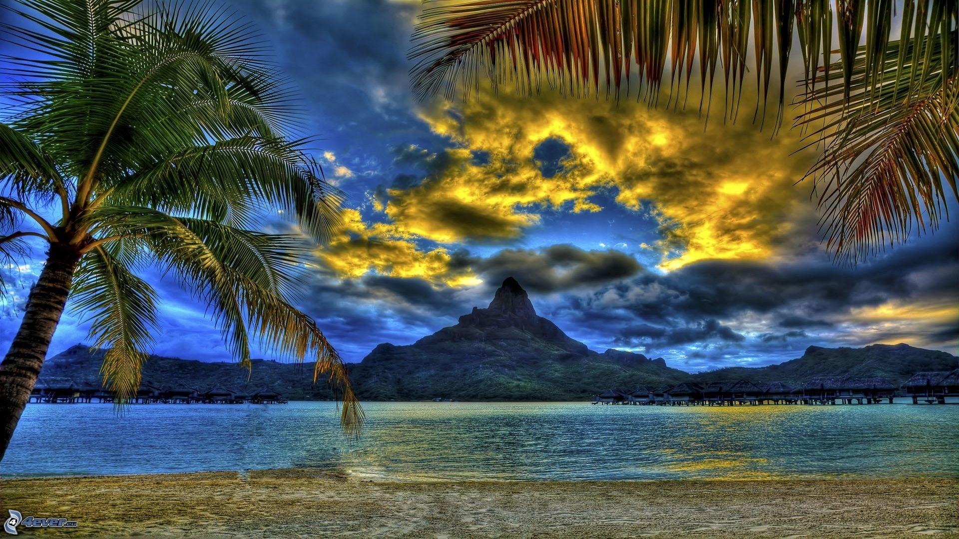 Sfondi Bora Bora (62+ immagini)