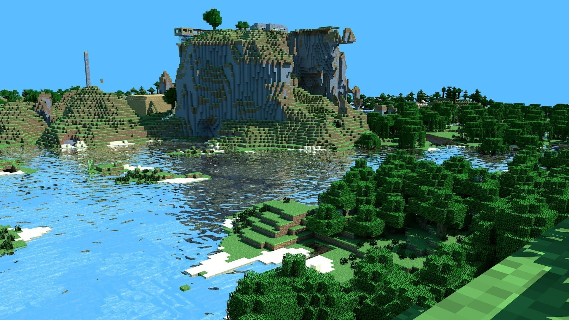 Sfondi minecraft hd 73 immagini for Immagini minecraft hd