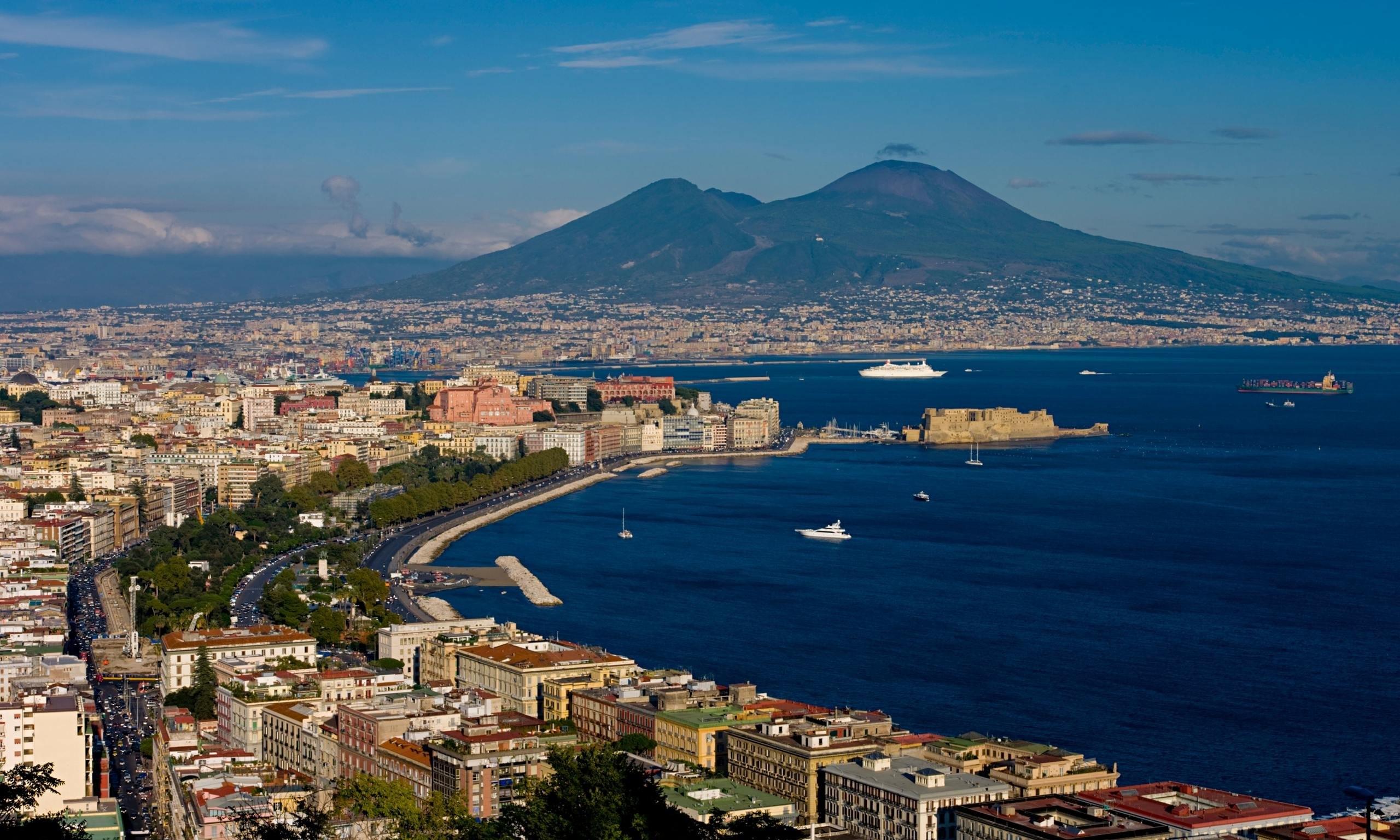 Napoli Wallpaper 64 Immagini