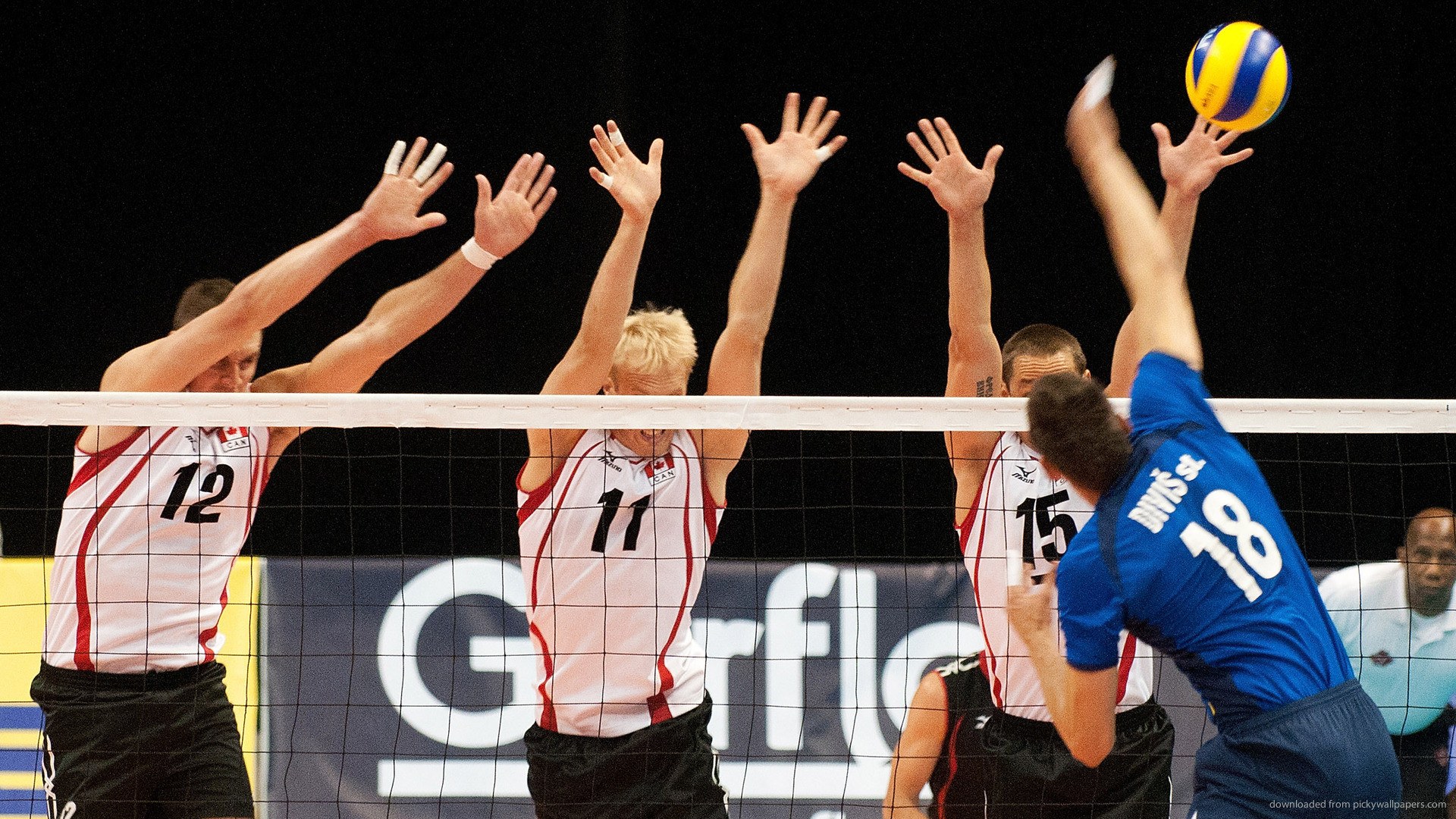 Sport Wallpaper Volleyball: Volley Wallpaper (70+ Immagini