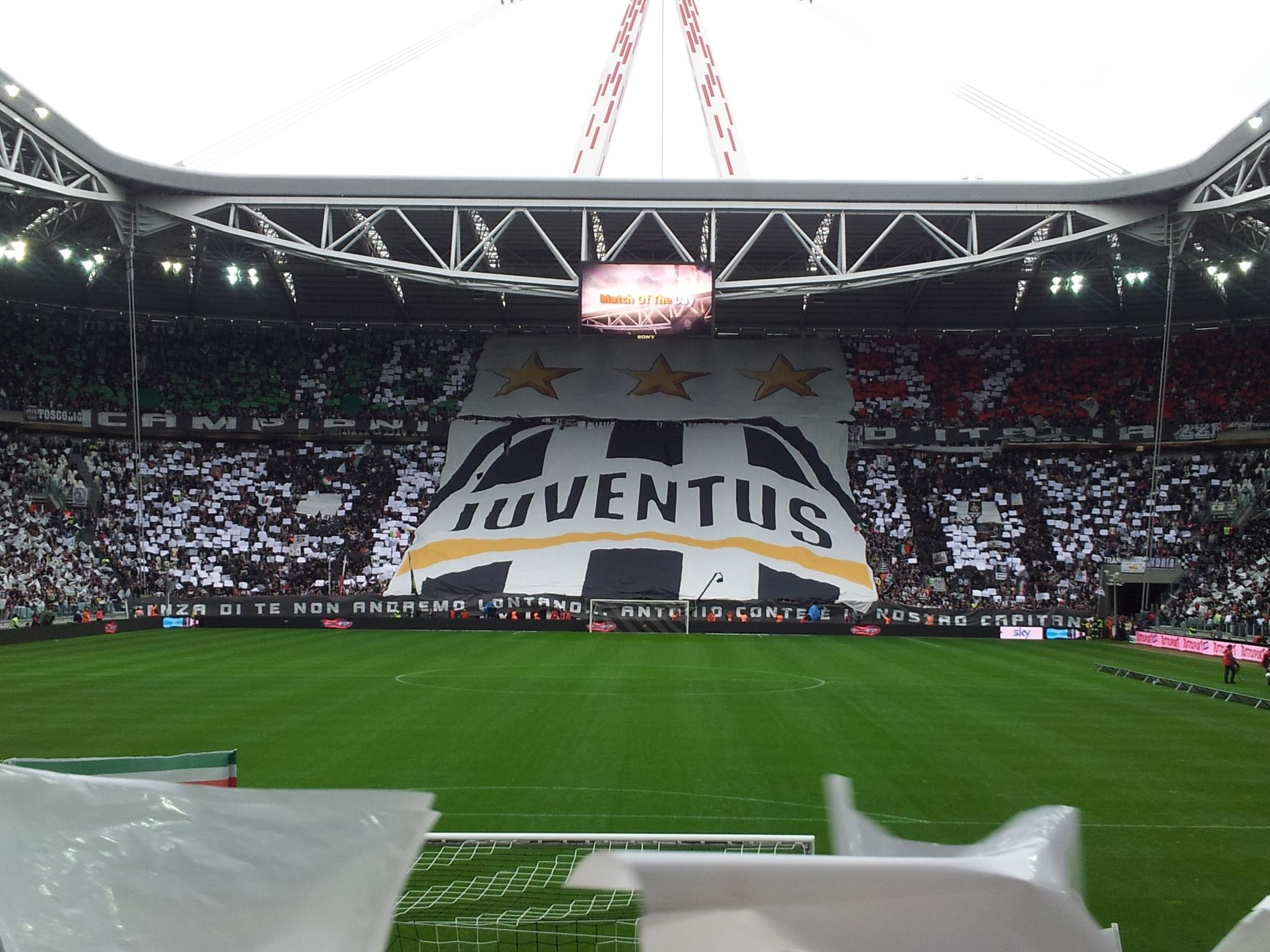 Juventus stadium wallpaper 73 immagini for Sfondo juventus hd