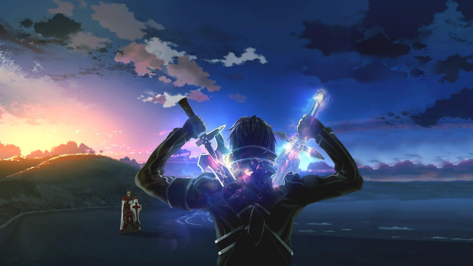 Sword Art Online Wallpaper 79 Immagini