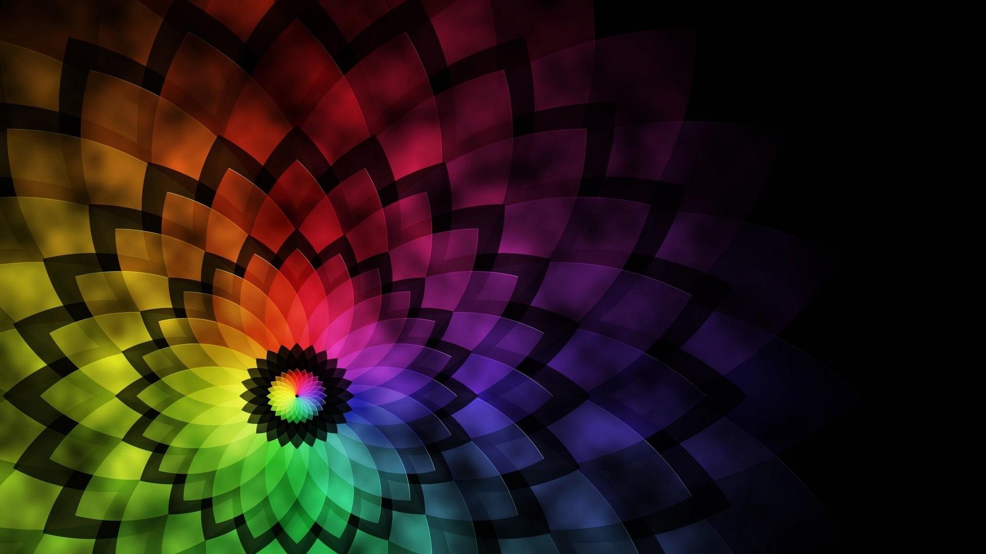 Sfondi multicolor 47 immagini for Immagini astratte hd