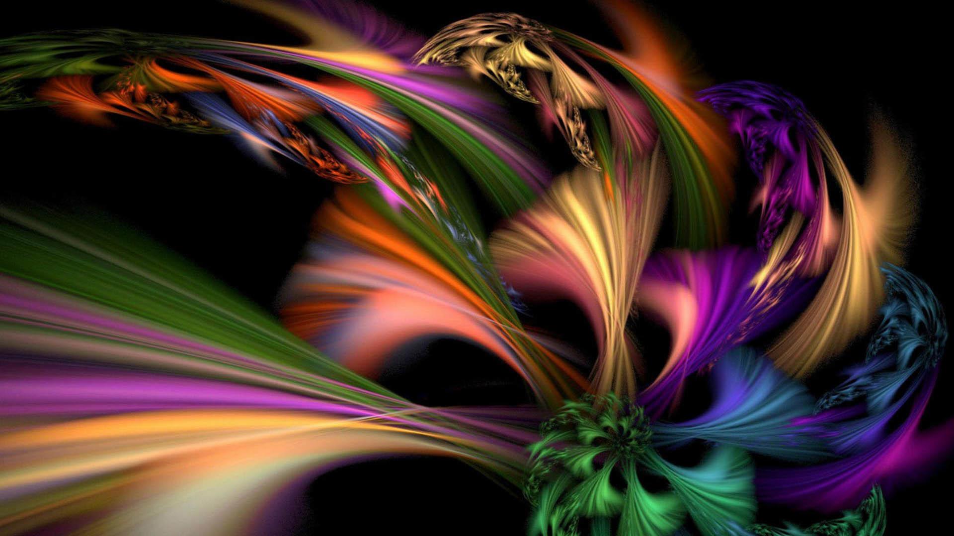 Sfondi colori astratti 81 immagini for Immagini astratte hd