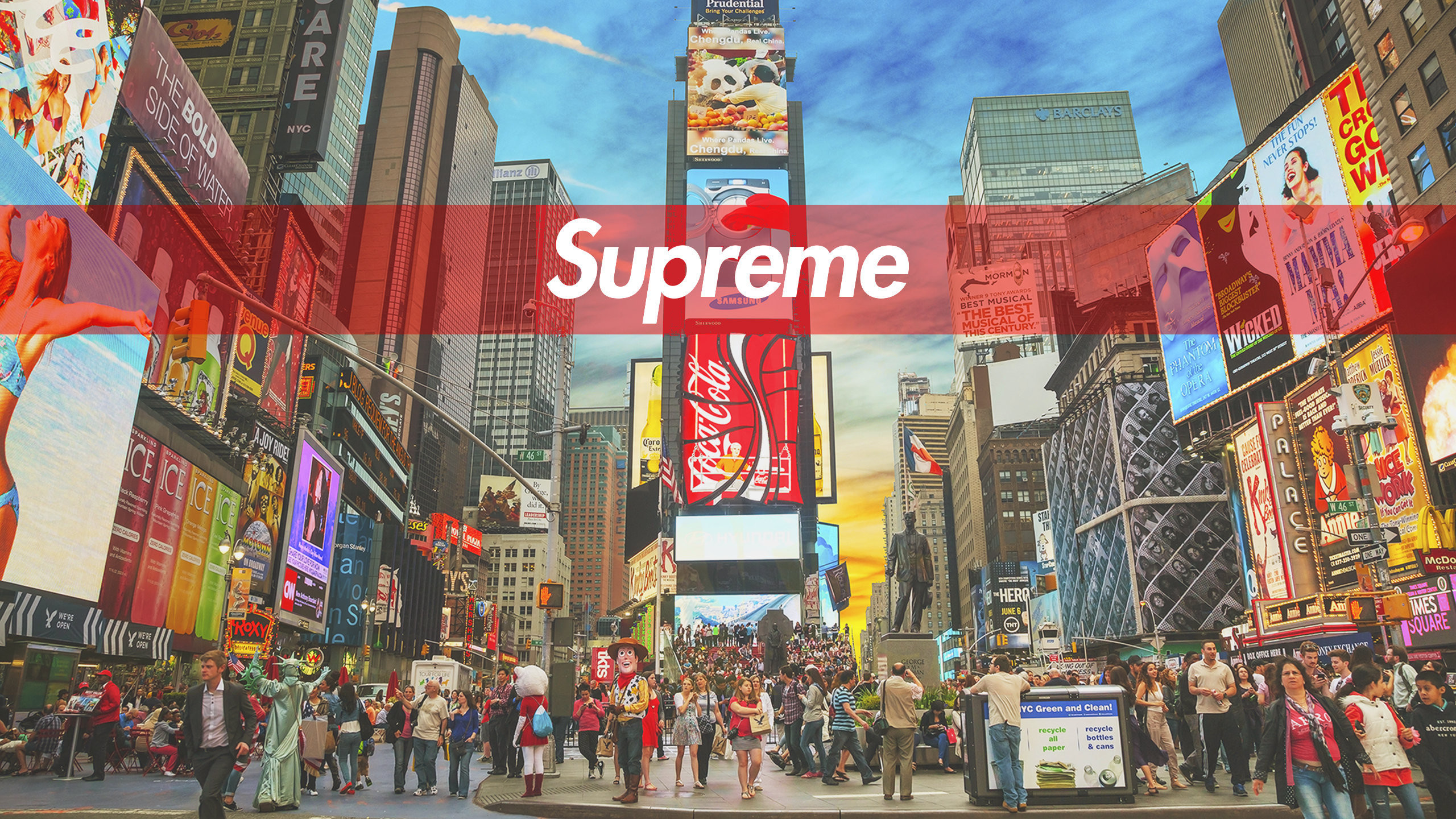 Supreme Wallpaper (87+ immagini)