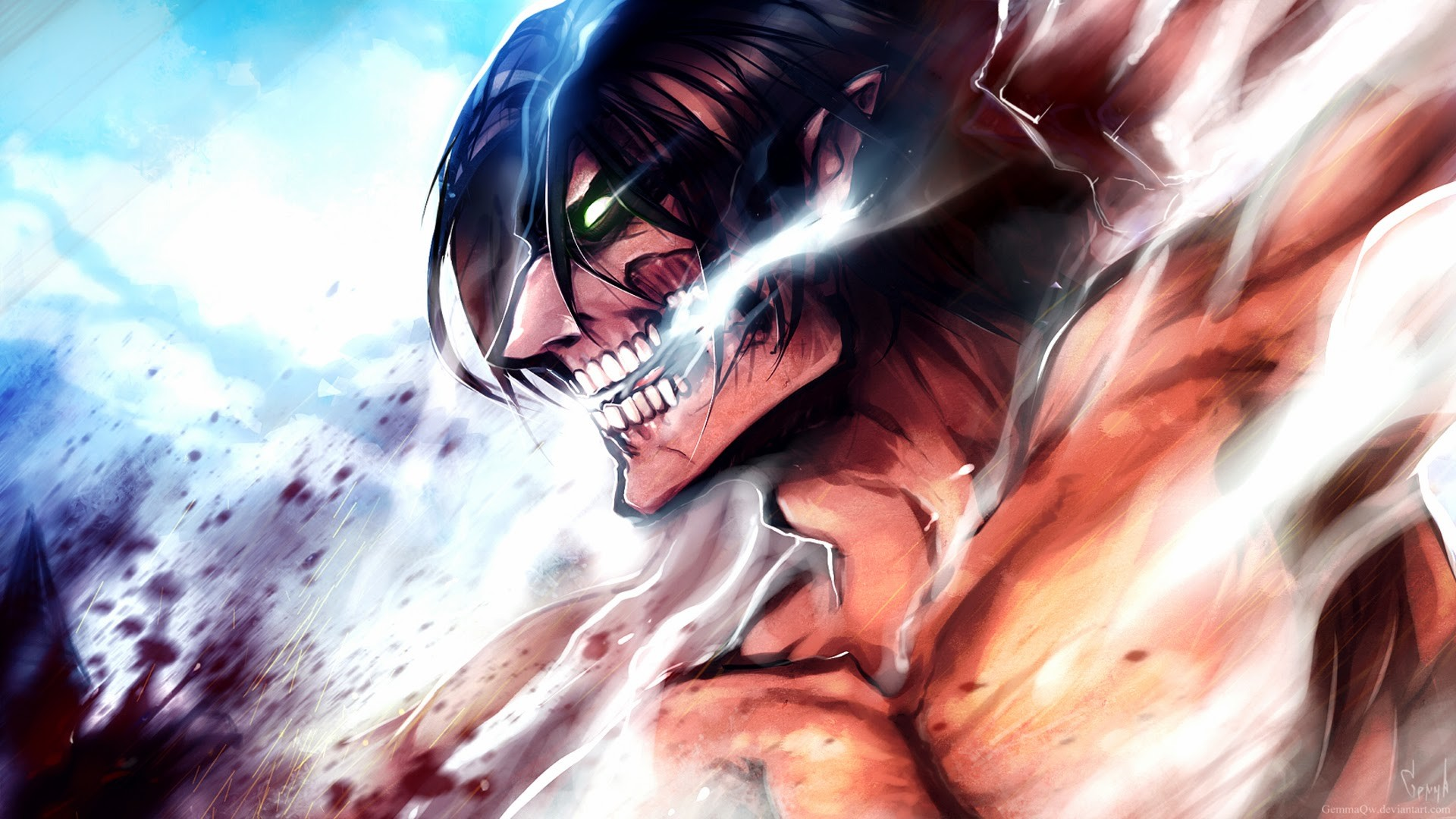 Anime Attack On Titan Wallpaper Hd Anime Wallpapers