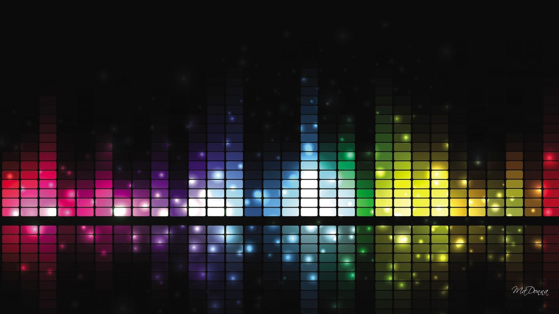 Download Free 3d Music Equalizer Wallpapers Hd: Sfondi Particolari (65+ Immagini