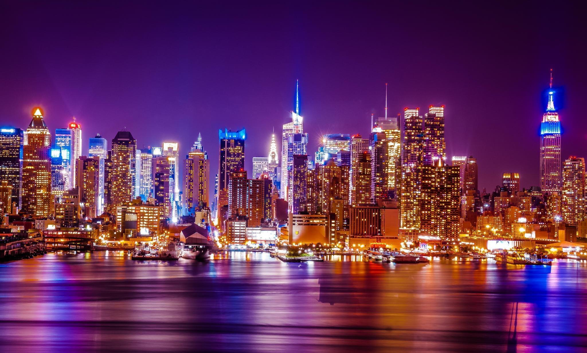New york sfondi notte 64 immagini for Immagini desktop new york