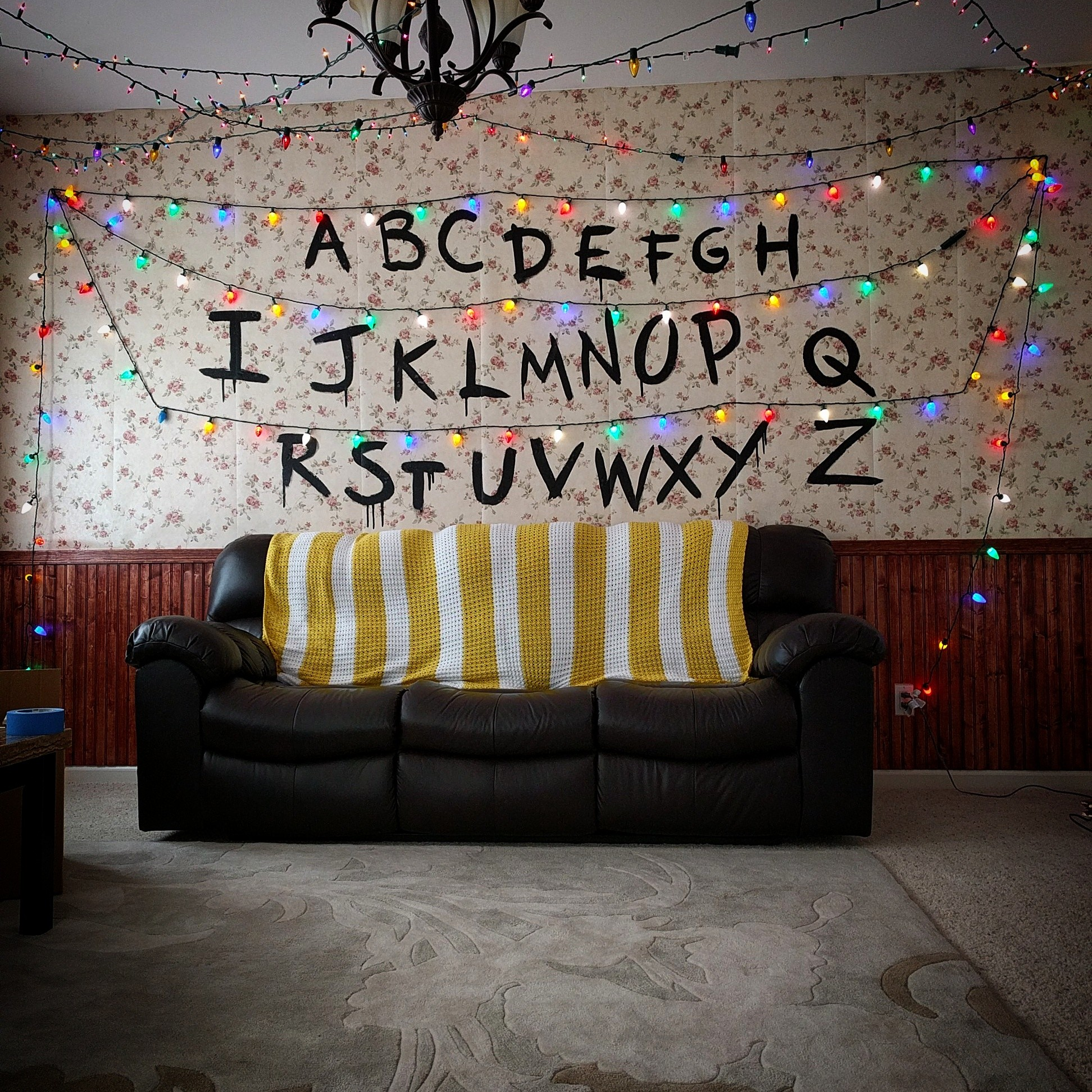 25 Wall Decoration Ideas For Your Home: Stranger Things Wallpaper (72+ Immagini