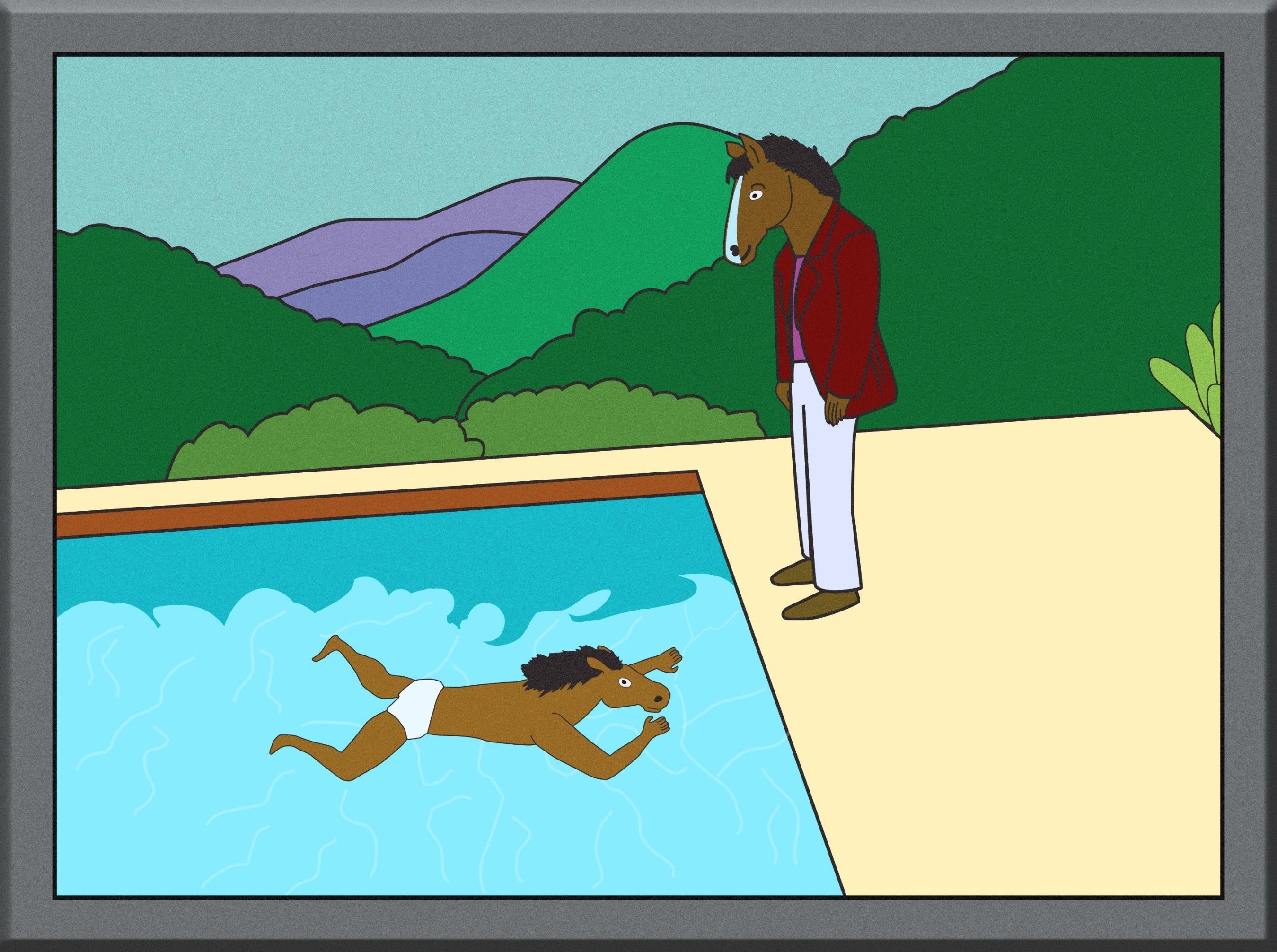 Bojack Horseman Wallpaper 88 Immagini