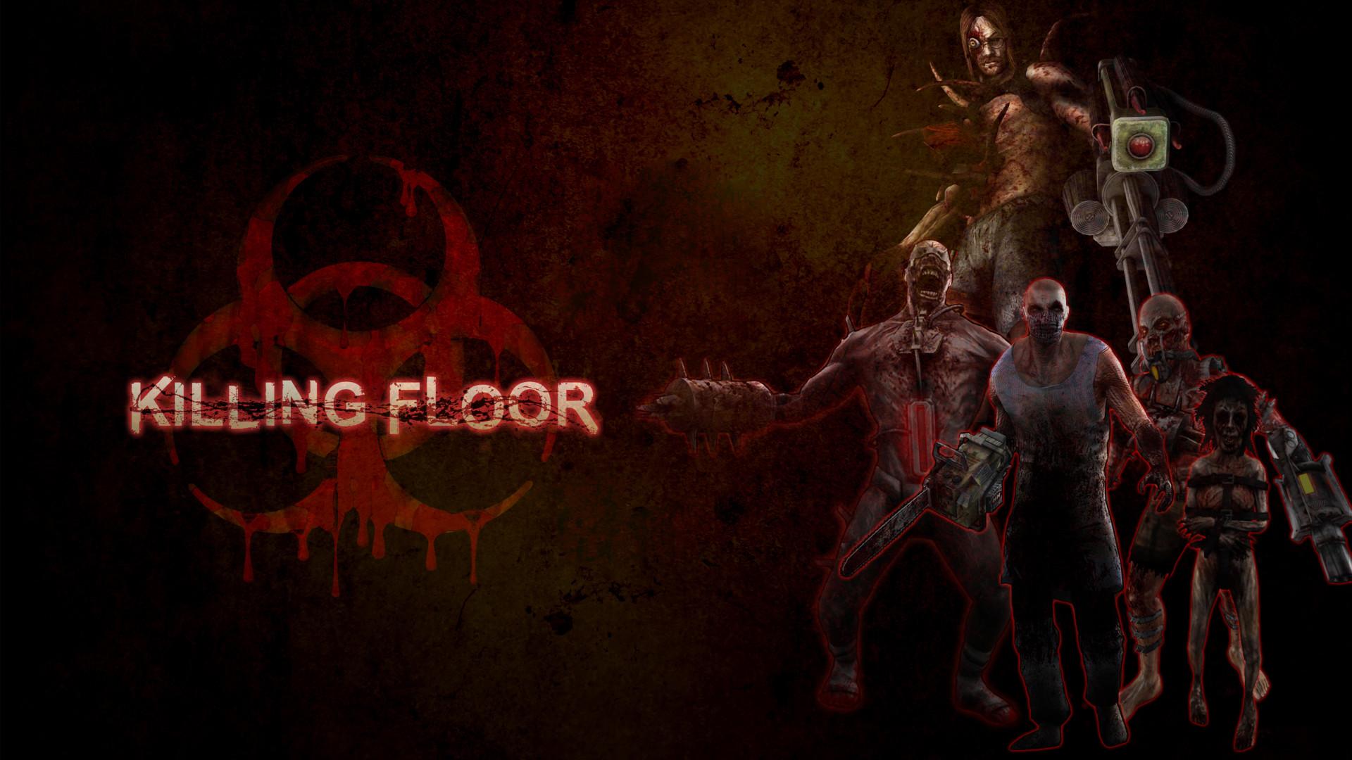 Killing Floor Qhd Wallpaper: Videogames Wallpaper (78+ Immagini